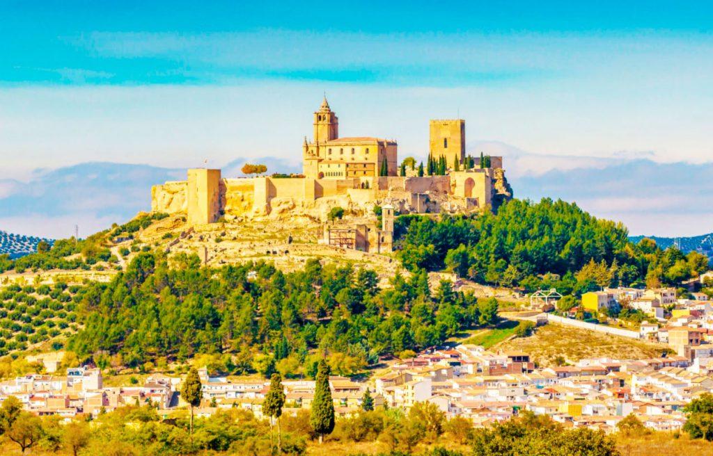 excursiones desde Alcala la Real