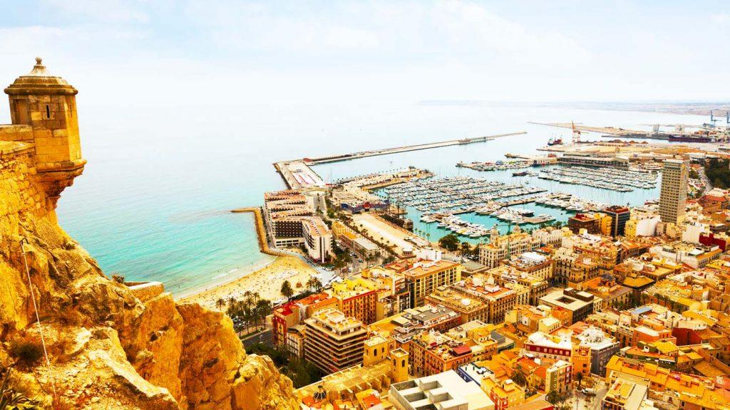 excursiones desde Alicante