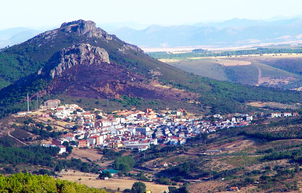 excursiones desde Cañamero
