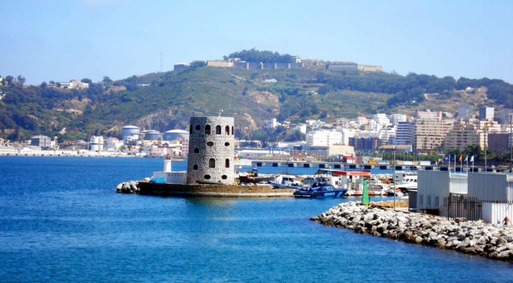 excursiones desde Ceuta