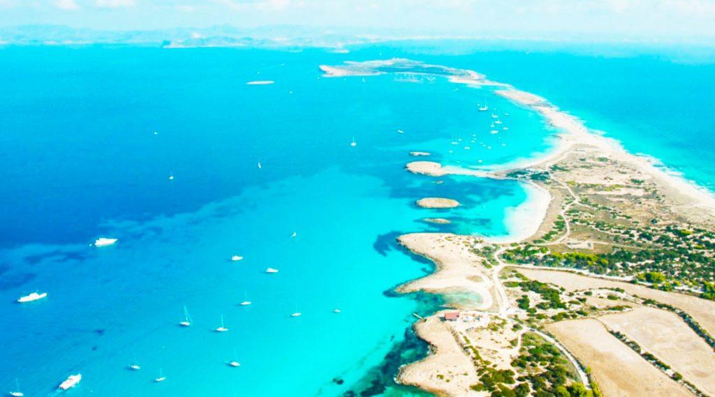 excursiones desde Formentera