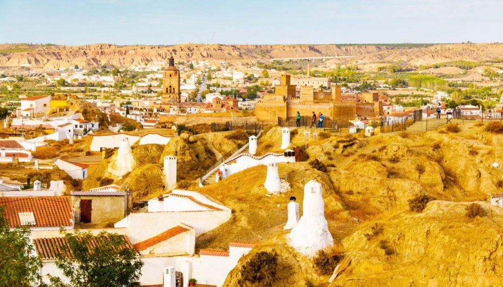 excursiones desde Guadix