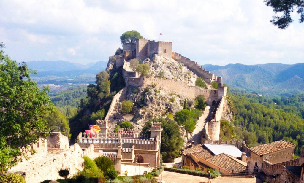 excursiones desde Jativa