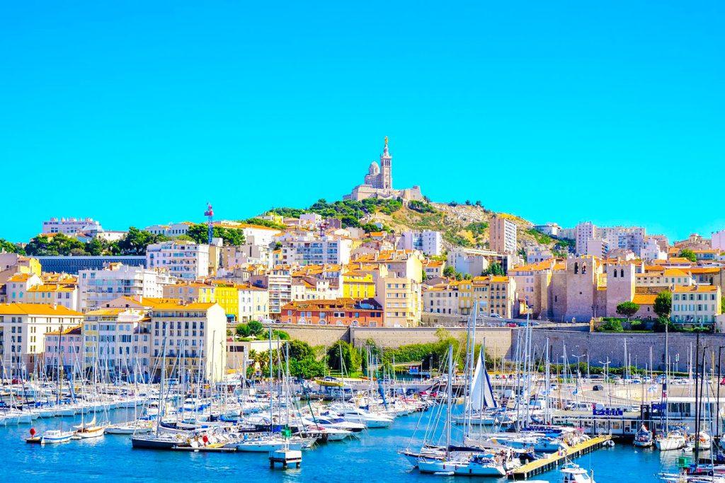 excursiones desde Marsella