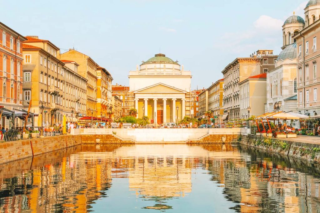 excursiones desde Trieste